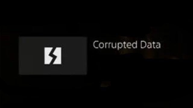 PS4 non è in grado di caricare i dati salvati perché è stato corretto un errore