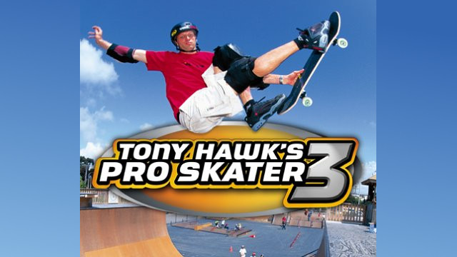 Tony Hawk's Pro Skater 3 Remastered cover