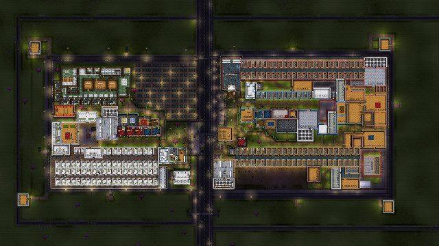 Espansione rilegata di Prison Architect Island Eliminata per la mappa DLC di trasferimento