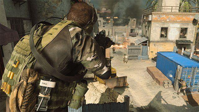 Evento Nuke di Modern Warfare