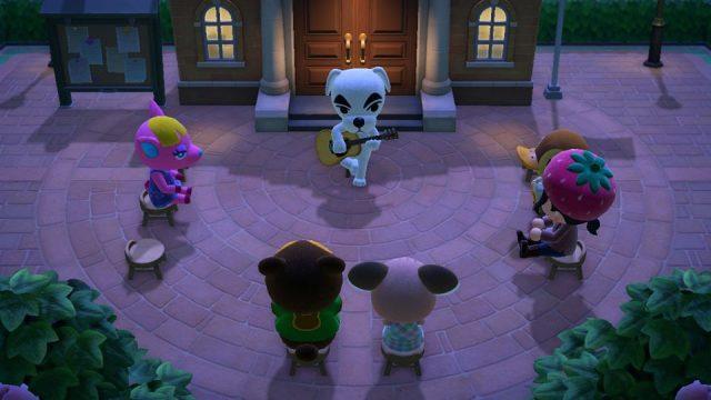 Quando viene generato un NPC speciale di Animal Crossing? KK Slider