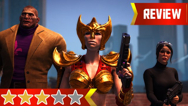 Saints Row: The Third Remastered Review | Viola sbiadito