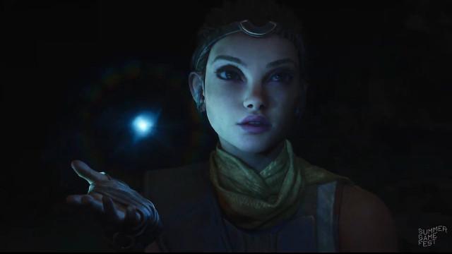 Unreal Engine 5 svelato con un gameplay Lumen PS5 di grande ispirazione