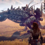 Horizon Zero Dawn 2 PS5 reveal plains
