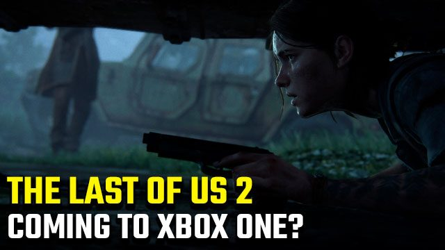 The Last of Us 2 Xbox One