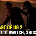 Box art - The Last of Us 2