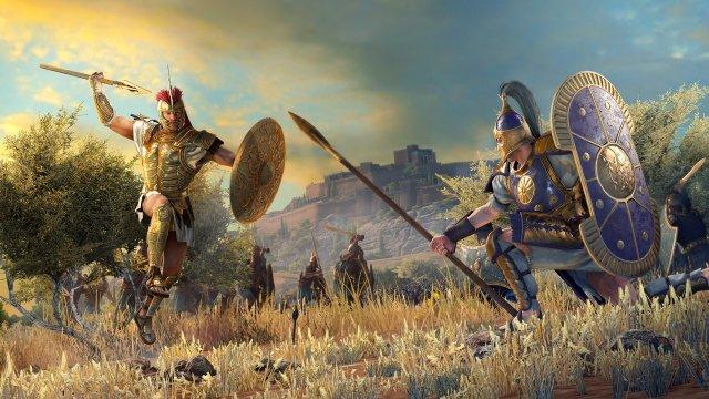 Qual è la data di uscita di A Total War Saga: Troy Steam?