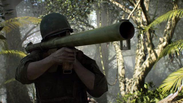 Battlefield 5 1.35 Note sulla patch di aggiornamento PS4 bazooka