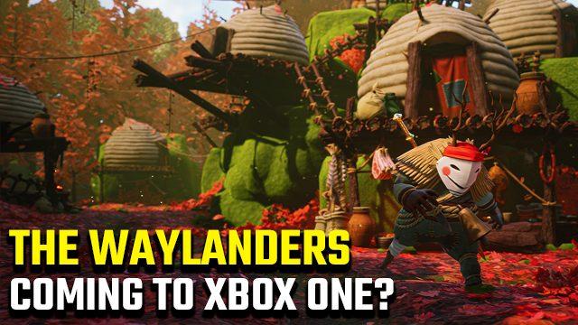The Waylanders Xbox One