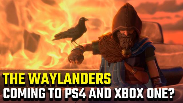 Ci sono le date di uscita di The Waylanders PS4 e Xbox One?