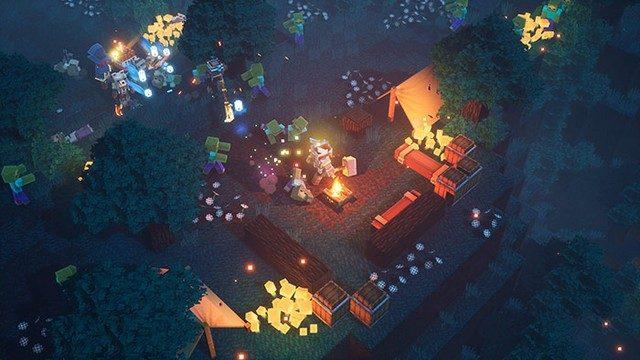 Recensione di Dungeons di Minecraft 3