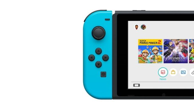 Aggiornamento Nintendo Switch 10.0.4