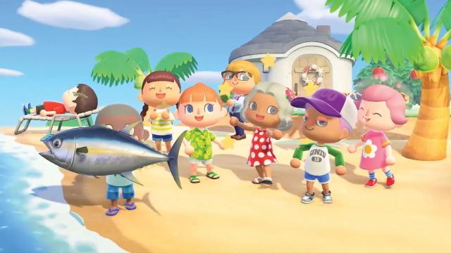 Posso cambiare il nome della mia isola in Animal Crossing: New Horizons?