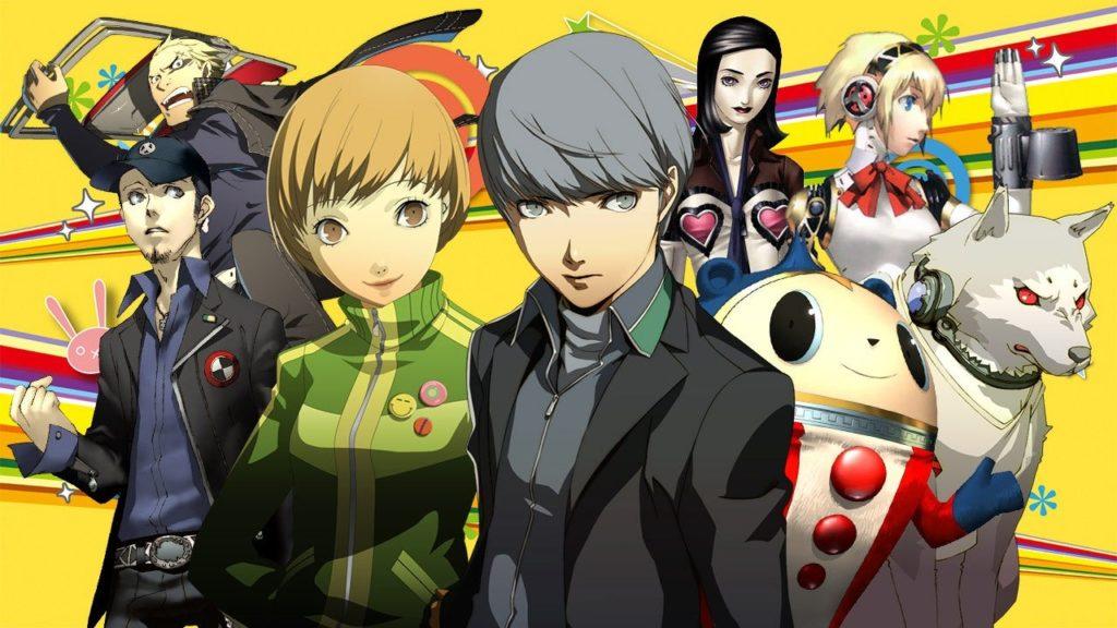 Persona 4 Golden Personas Guide