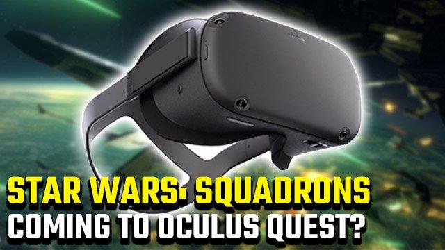 C'è una data di rilascio di Star Wars: Squadrons Oculus Quest?