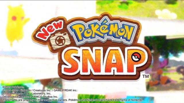 Quando è la data di uscita di New Pokemon Snap Nintendo Switch?