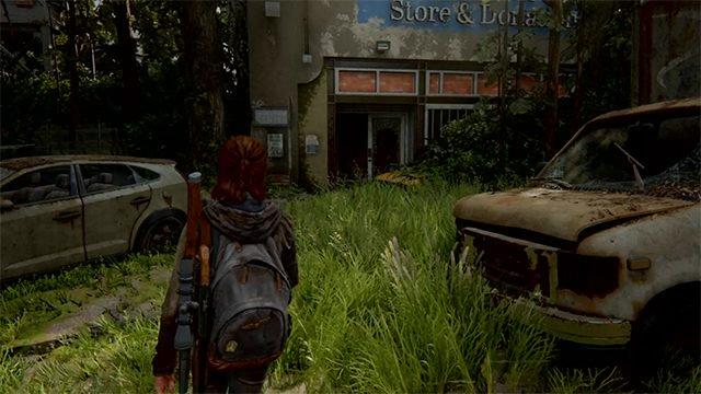 The Last of Us 2 Posizione del codice di sicurezza del numero di telefono di Staci
