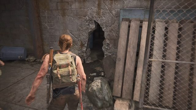 The Last of Us 2 Seattle Day 1 - Abby - The Big Win Posizione sicura