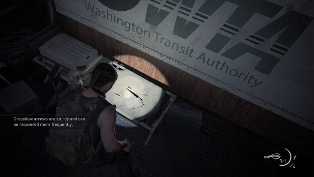 The Last of Us 2 Seattle Day 1 - Abby - Ferry Safe Code Location