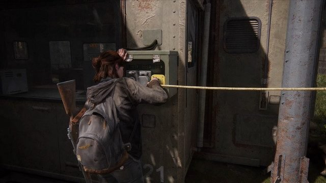 The Last of Us 2 Main Gate Plugin 2