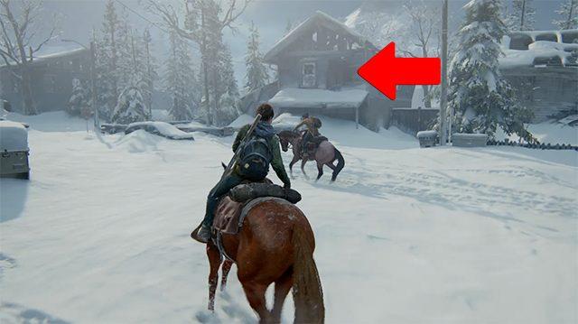 The Last of Us 2 Posizioni delle carte collezionabili | Jackson | Pattuglia | Tesseracter