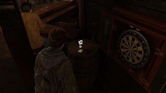 The Last of Us 2 Posizioni delle carte collezionabili | Jackson | Svegliarsi | I gemelli Keene