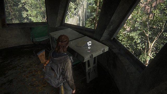 The Last of Us 2 Posizioni delle carte collezionabili | Seattle Day 1 | The Gate | Chessmaster