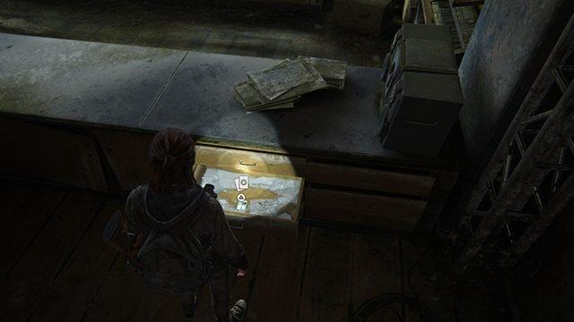 The Last of Us 2 Posizioni delle carte collezionabili | Seattle Day 1 | Downtown | Das Wort
