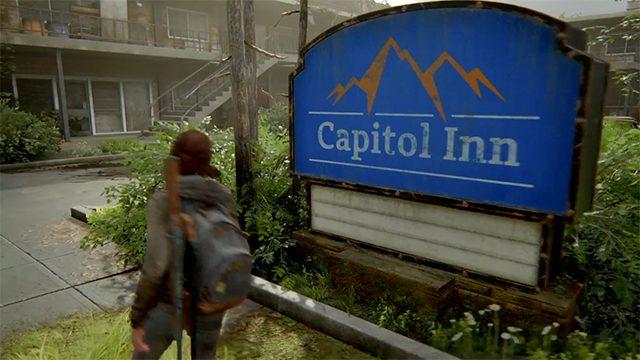 The Last of Us 2 Posizioni delle carte collezionabili | Seattle Day 1 | Capitol Hill | Rockafella