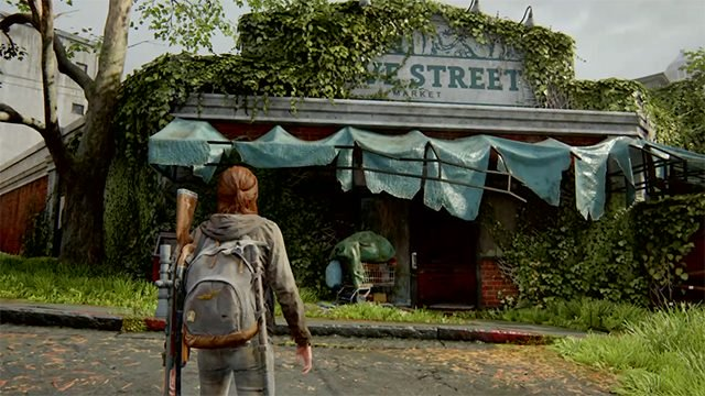 The Last of Us 2 Posizioni delle carte collezionabili | Seattle Day 1 | Capitol Hill | Sargent Frost