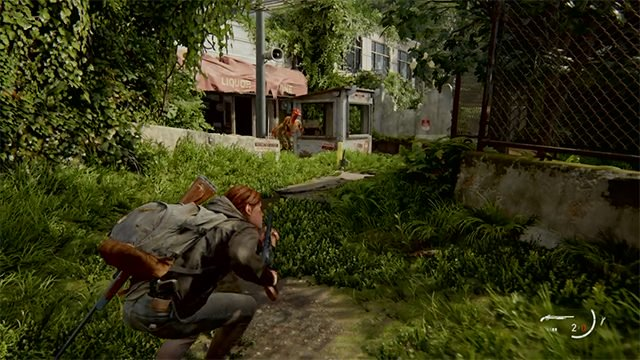 The Last of Us 2 Posizioni delle carte collezionabili | Seattle Day 1 | Capitol Hill | candelabro