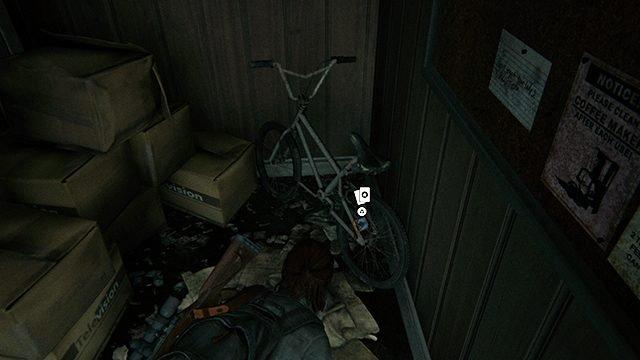 The Last of Us 2 Posizioni delle carte collezionabili | Seattle Day 2 | Hillcrest | Naledia il giovane