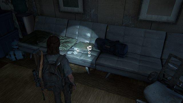 The Last of Us 2 Posizioni delle carte collezionabili | Seattle Day 2 | I serafiti | Cambio