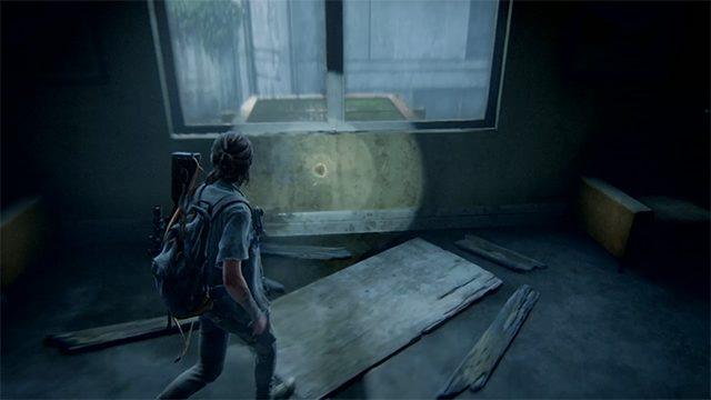 The Last of Us 2 Percorso 5 Posizione sicura del codice dell'appartamento