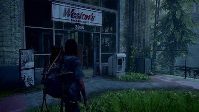 The Last of Us 2 Workbench Locations | Seattle Day 2 | I serafiti