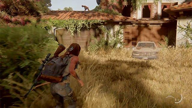 The Last of Us 2 Posizioni delle carte collezionabili | Santa Barbara | Spingendo nell'entroterra | CBB-73