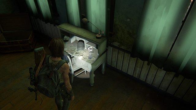 The Last of Us 2 Posizioni delle carte collezionabili | Santa Barbara | Spingendo nell'entroterra |