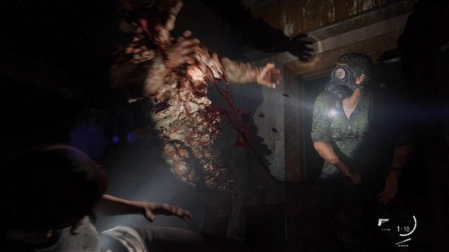The Last of Us 2 Bloater Kill
