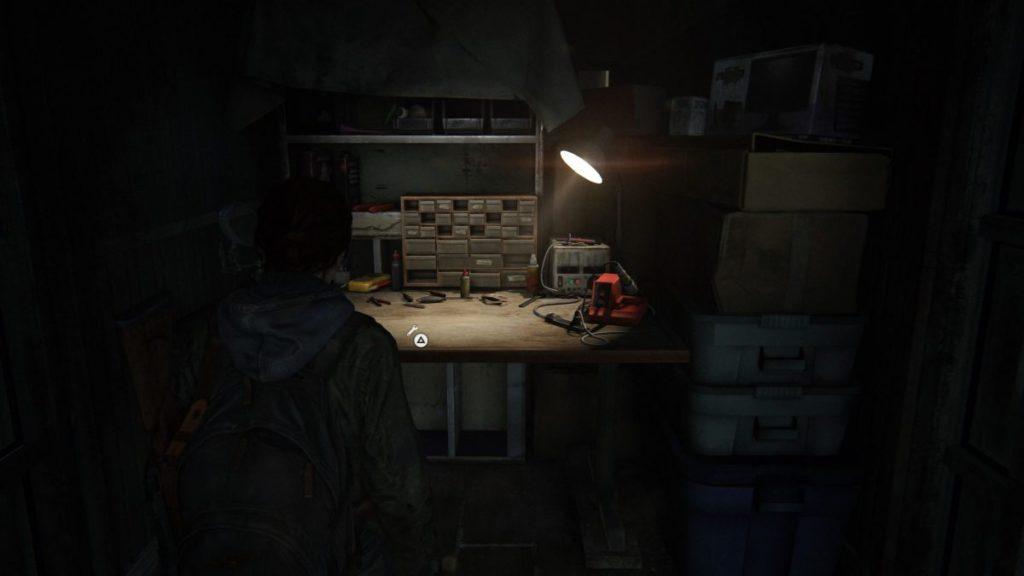 The Last of Us Parte 2 Guida alle posizioni di tutti i workbench