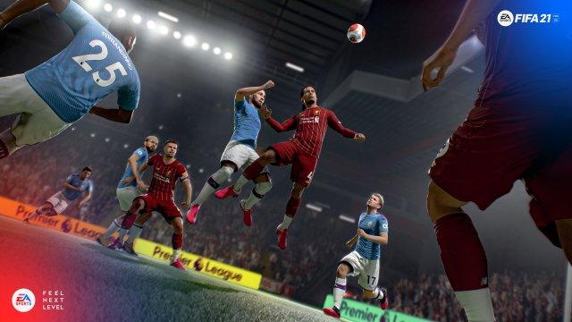 Esiste un aggiornamento gratuito di FIFA 21 per PS5 e Xbox Series X?