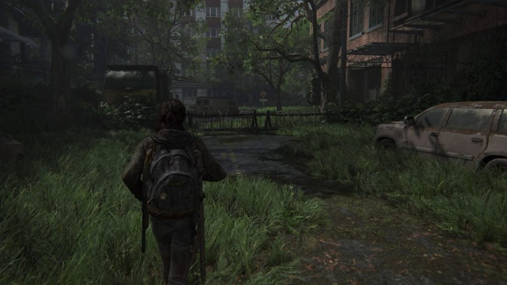 The Last of Us Part 2 Chapter 2: Seattle Day 1 Soluzione