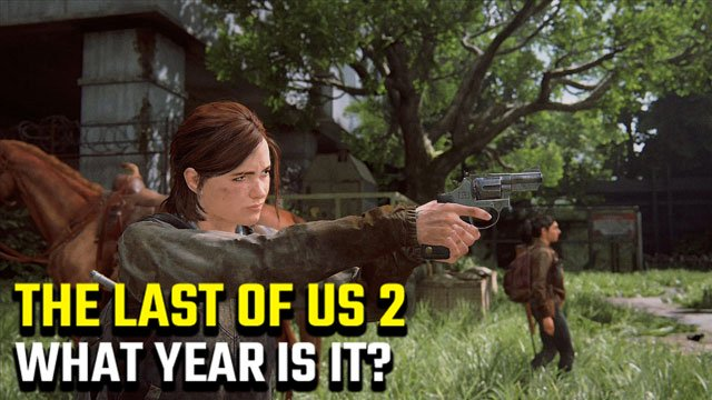 In che anno si svolge The Last of Us 2?