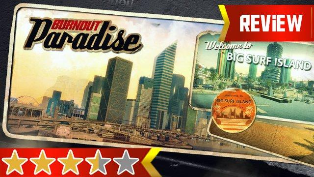 Recensione dell'interruttore Remastered Burnout Paradise | Guidare pericolosamente