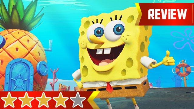 SpongeBob SquarePants: Recensione reidratata di Battle for Bikini Bottom | Più bello di Squidward