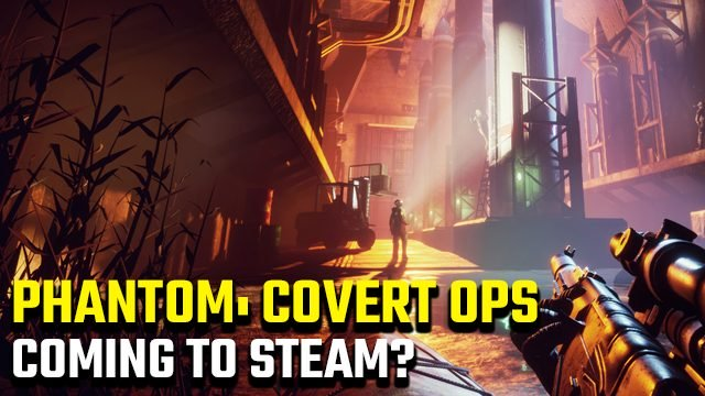 Phantom Covert Ops Steam