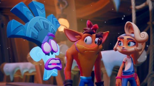 Crash Bandicoot 4 avrà multiplayer, secondo PlayStation Store
