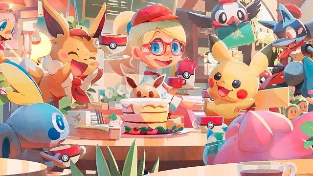 Pokemon Cafe Mix è libero di giocare?