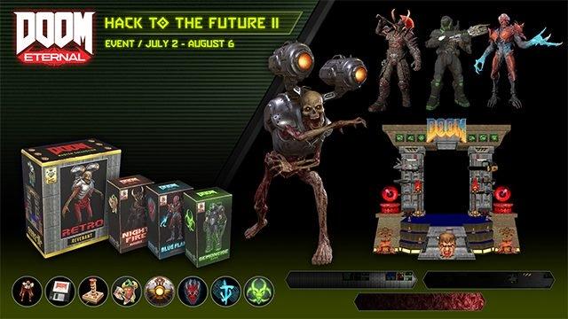 Note sulla patch di aggiornamento di Doom Eternal 1.05 | La serie 4 inizia presto, Hack to the Future