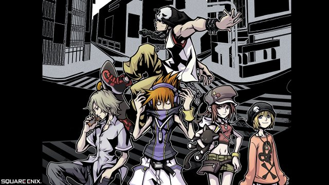 Rivelato l'anime di The World Ends With You