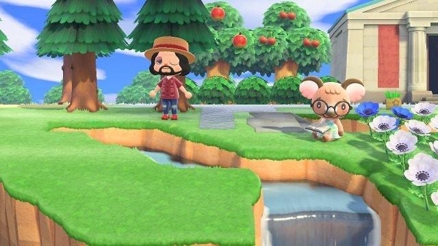 Giochi per cellulare Nintendo Melba New Horizons